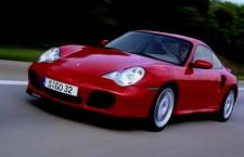 Pose de film vitre teinté sur vitrages Porsche