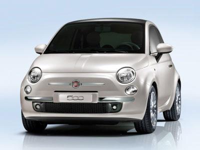 Vitre teinté nouvelle Fiat 500