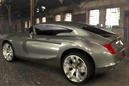 Maserati SUV Kuba après traitement de vitrage