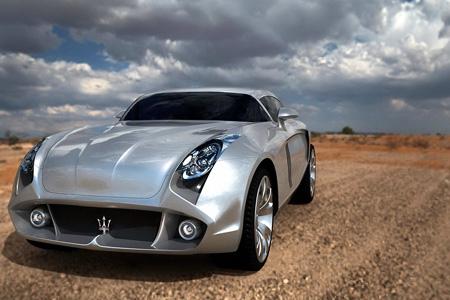 Maserati SUV Kuba Design Tuning