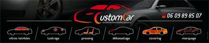 custom car promotion pour vos vitres teint es b thune teint o. Black Bedroom Furniture Sets. Home Design Ideas