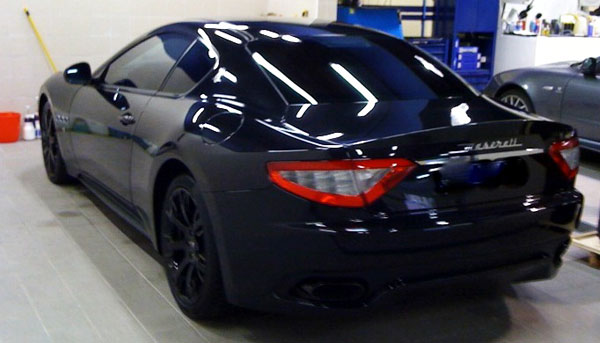 Vitres Teintées Maserati