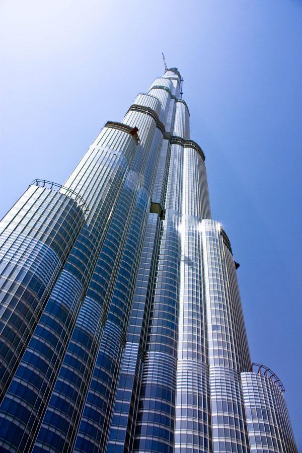 burj khalifa duba lu b timent de l ann e 2011 teint o