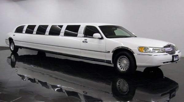 Teinter les vitres de votre limousine