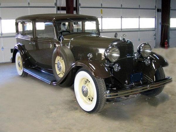 Limousine Lincoln, la première de l'histoire (1920)