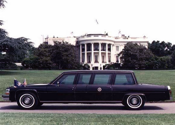 Limousine Cadillac-Fleetwood