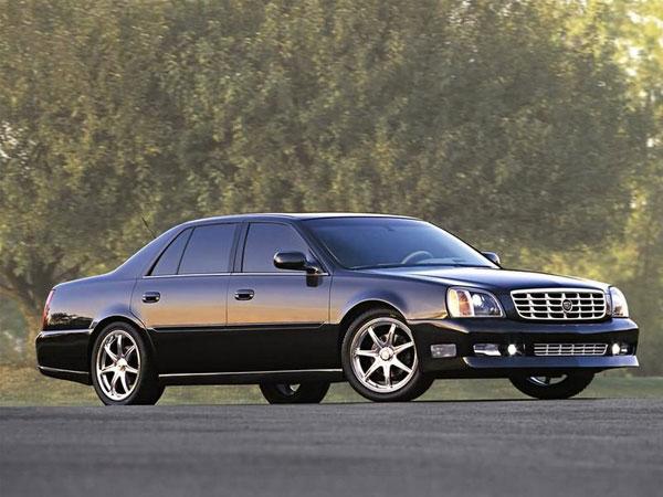 Vitres teintées limousine Cadillac