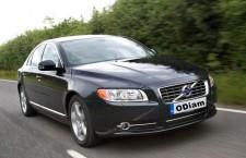 Vitre teinté berline Volvo