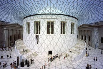 British Museum (Londres, Grande-Bretagne)