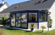 Vitres teintées verandas