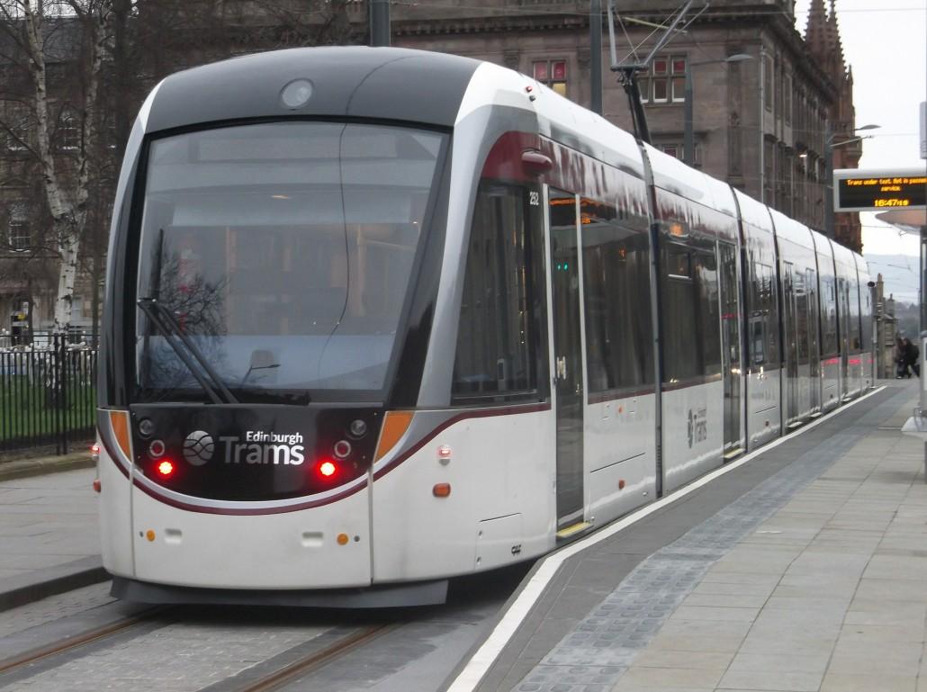 Les films solaires pour tramways
