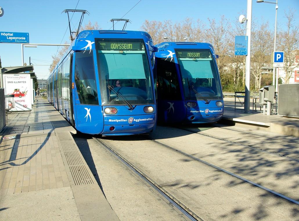 Vitres teintées pour tramways: un avantage comparatif et une mesure fiable contre le vandalisme