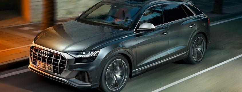 Audi Q8 50 tdi 286ch quattro tiptronic