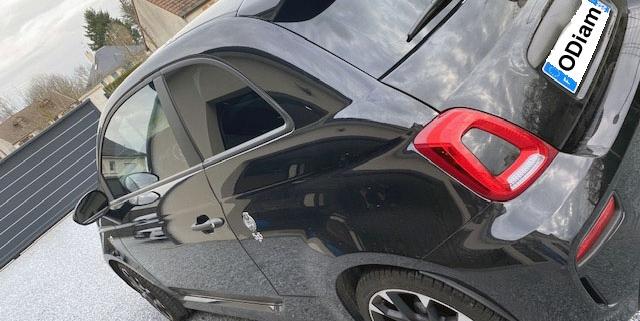 vitres teintées teintées voiture à Blois (41)